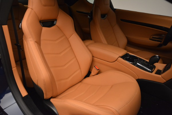 New 2017 Maserati GranTurismo Coupe Sport for sale Sold at Bugatti of Greenwich in Greenwich CT 06830 21