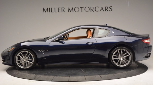 New 2017 Maserati GranTurismo Coupe Sport for sale Sold at Bugatti of Greenwich in Greenwich CT 06830 3