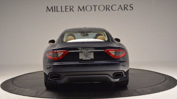 New 2017 Maserati GranTurismo Coupe Sport for sale Sold at Bugatti of Greenwich in Greenwich CT 06830 6