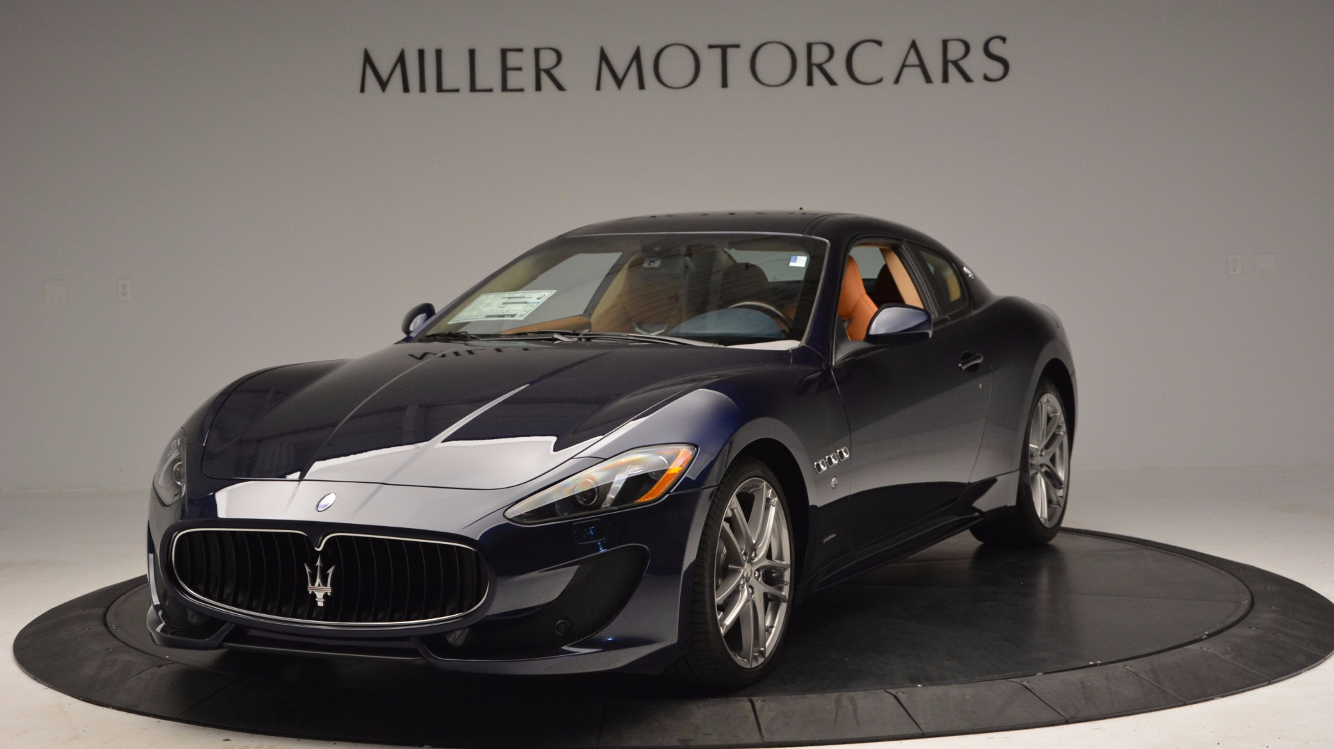 New 2017 Maserati GranTurismo Coupe Sport for sale Sold at Bugatti of Greenwich in Greenwich CT 06830 1