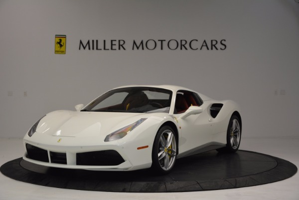 Used 2017 Ferrari 488 Spider for sale Sold at Bugatti of Greenwich in Greenwich CT 06830 13