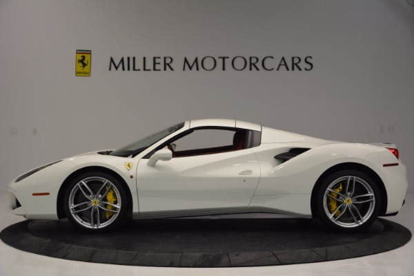 Used 2017 Ferrari 488 Spider for sale Sold at Bugatti of Greenwich in Greenwich CT 06830 15