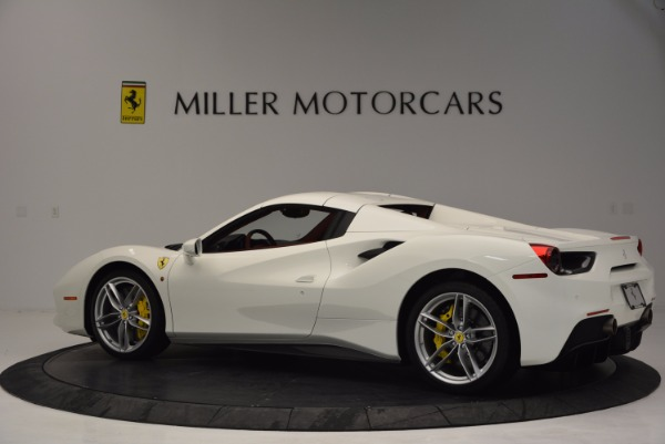 Used 2017 Ferrari 488 Spider for sale Sold at Bugatti of Greenwich in Greenwich CT 06830 16