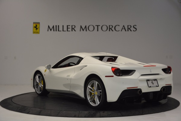 Used 2017 Ferrari 488 Spider for sale Sold at Bugatti of Greenwich in Greenwich CT 06830 17
