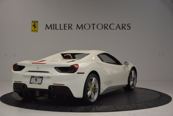 Used 2017 Ferrari 488 Spider for sale Sold at Bugatti of Greenwich in Greenwich CT 06830 19