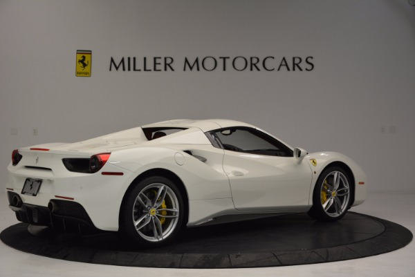 Used 2017 Ferrari 488 Spider for sale Sold at Bugatti of Greenwich in Greenwich CT 06830 20
