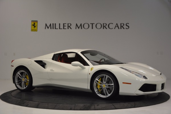 Used 2017 Ferrari 488 Spider for sale Sold at Bugatti of Greenwich in Greenwich CT 06830 22