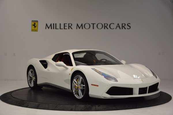 Used 2017 Ferrari 488 Spider for sale Sold at Bugatti of Greenwich in Greenwich CT 06830 23
