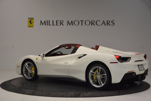 Used 2017 Ferrari 488 Spider for sale Sold at Bugatti of Greenwich in Greenwich CT 06830 4