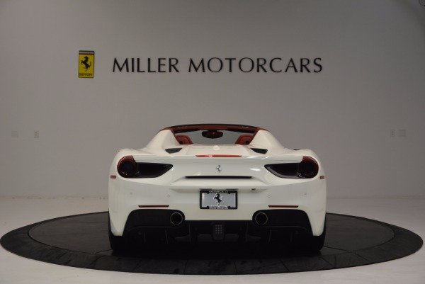 Used 2017 Ferrari 488 Spider for sale Sold at Bugatti of Greenwich in Greenwich CT 06830 6