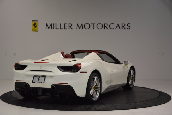 Used 2017 Ferrari 488 Spider for sale Sold at Bugatti of Greenwich in Greenwich CT 06830 7