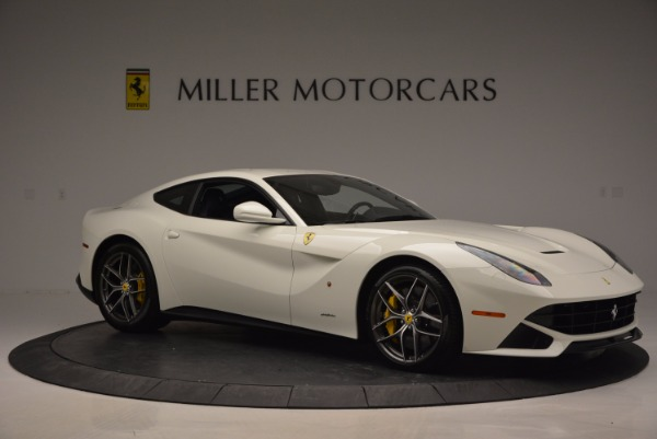 Used 2017 Ferrari F12 Berlinetta for sale Sold at Bugatti of Greenwich in Greenwich CT 06830 10