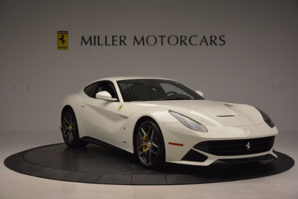 Used 2017 Ferrari F12 Berlinetta for sale Sold at Bugatti of Greenwich in Greenwich CT 06830 11