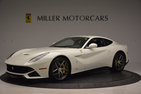 Used 2017 Ferrari F12 Berlinetta for sale Sold at Bugatti of Greenwich in Greenwich CT 06830 2