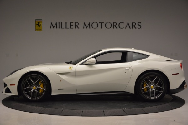 Used 2017 Ferrari F12 Berlinetta for sale Sold at Bugatti of Greenwich in Greenwich CT 06830 3
