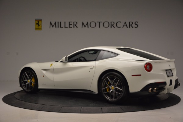Used 2017 Ferrari F12 Berlinetta for sale Sold at Bugatti of Greenwich in Greenwich CT 06830 4