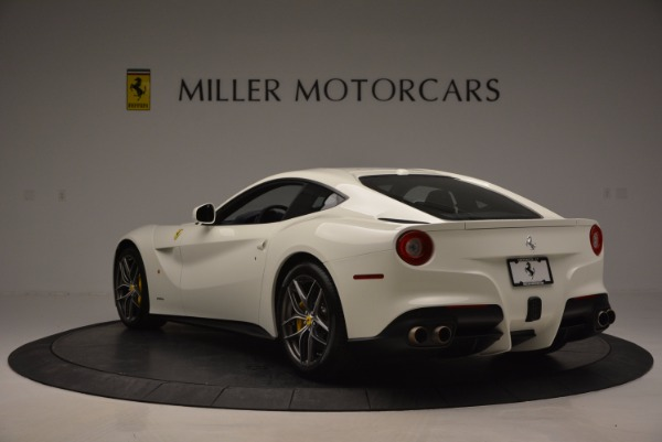 Used 2017 Ferrari F12 Berlinetta for sale Sold at Bugatti of Greenwich in Greenwich CT 06830 5