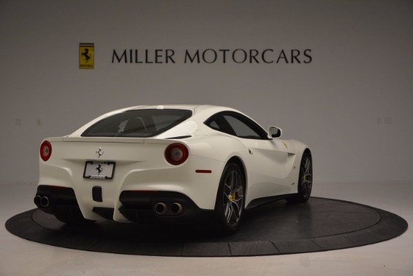 Used 2017 Ferrari F12 Berlinetta for sale Sold at Bugatti of Greenwich in Greenwich CT 06830 7