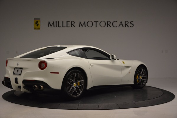 Used 2017 Ferrari F12 Berlinetta for sale Sold at Bugatti of Greenwich in Greenwich CT 06830 8