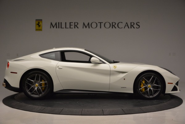 Used 2017 Ferrari F12 Berlinetta for sale Sold at Bugatti of Greenwich in Greenwich CT 06830 9