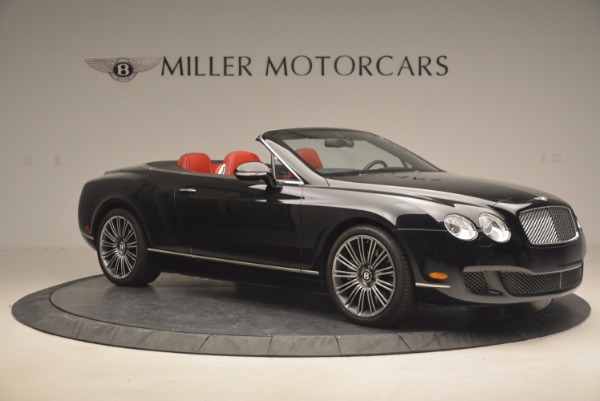 Used 2010 Bentley Continental GT Speed for sale Sold at Bugatti of Greenwich in Greenwich CT 06830 10
