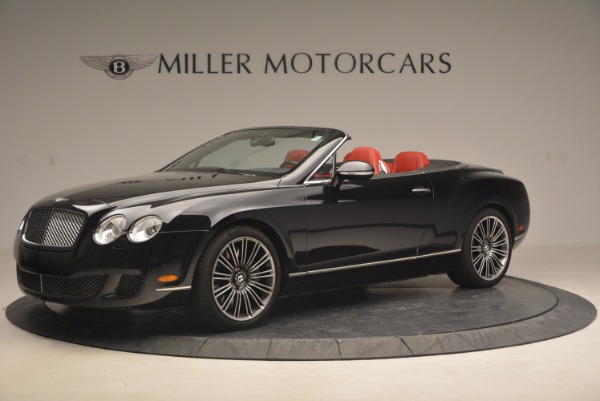 Used 2010 Bentley Continental GT Speed for sale Sold at Bugatti of Greenwich in Greenwich CT 06830 2