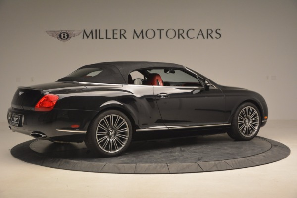 Used 2010 Bentley Continental GT Speed for sale Sold at Bugatti of Greenwich in Greenwich CT 06830 21