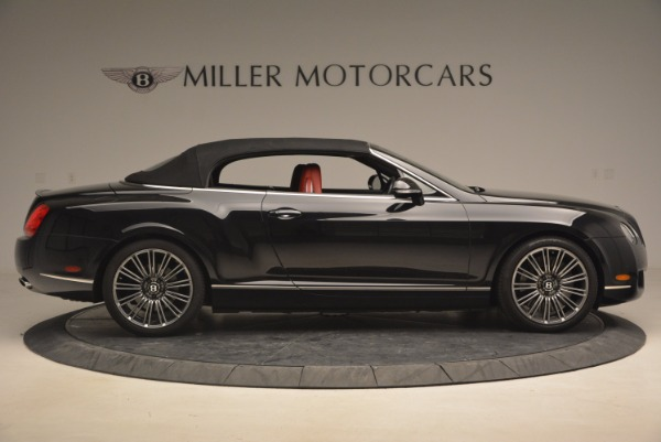 Used 2010 Bentley Continental GT Speed for sale Sold at Bugatti of Greenwich in Greenwich CT 06830 22