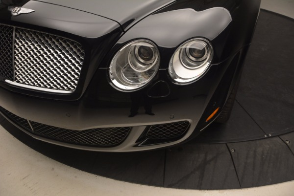 Used 2010 Bentley Continental GT Speed for sale Sold at Bugatti of Greenwich in Greenwich CT 06830 27