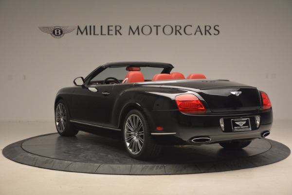 Used 2010 Bentley Continental GT Speed for sale Sold at Bugatti of Greenwich in Greenwich CT 06830 5