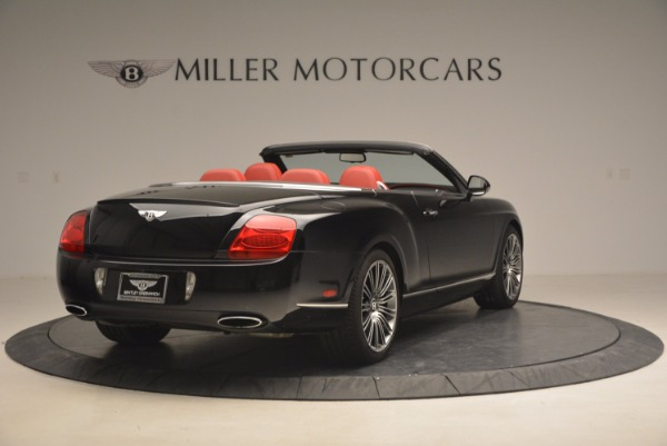Used 2010 Bentley Continental GT Speed for sale Sold at Bugatti of Greenwich in Greenwich CT 06830 7
