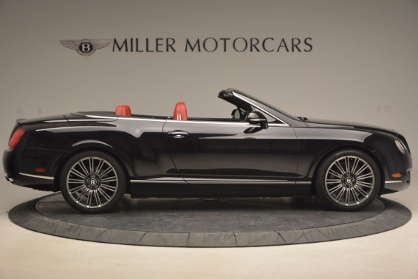 Used 2010 Bentley Continental GT Speed for sale Sold at Bugatti of Greenwich in Greenwich CT 06830 9