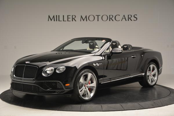 New 2016 Bentley Continental GT V8 S Convertible for sale Sold at Bugatti of Greenwich in Greenwich CT 06830 2