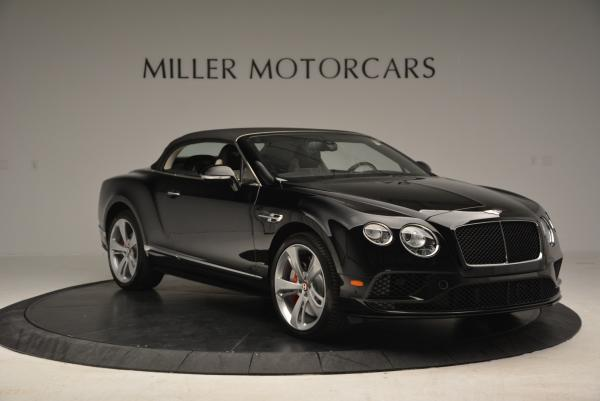 New 2016 Bentley Continental GT V8 S Convertible for sale Sold at Bugatti of Greenwich in Greenwich CT 06830 23