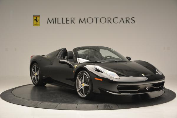 Used 2012 Ferrari 458 Spider for sale Sold at Bugatti of Greenwich in Greenwich CT 06830 11