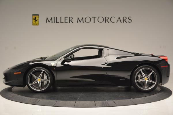 Used 2012 Ferrari 458 Spider for sale Sold at Bugatti of Greenwich in Greenwich CT 06830 15