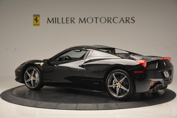 Used 2012 Ferrari 458 Spider for sale Sold at Bugatti of Greenwich in Greenwich CT 06830 16