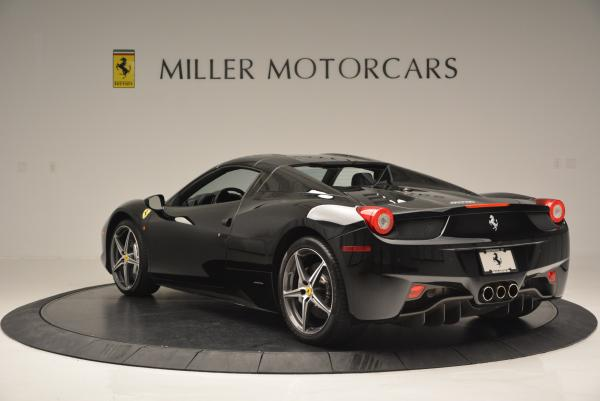 Used 2012 Ferrari 458 Spider for sale Sold at Bugatti of Greenwich in Greenwich CT 06830 17