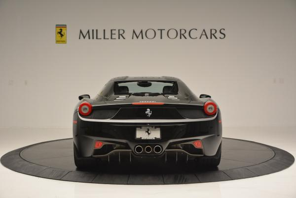 Used 2012 Ferrari 458 Spider for sale Sold at Bugatti of Greenwich in Greenwich CT 06830 18