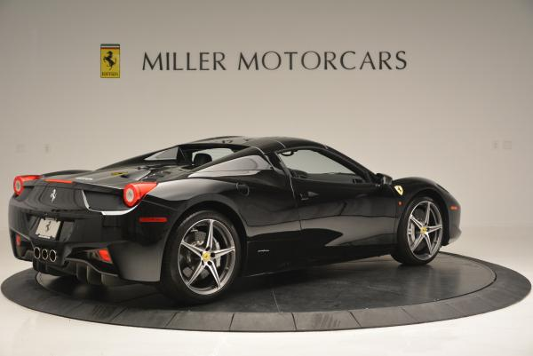 Used 2012 Ferrari 458 Spider for sale Sold at Bugatti of Greenwich in Greenwich CT 06830 20