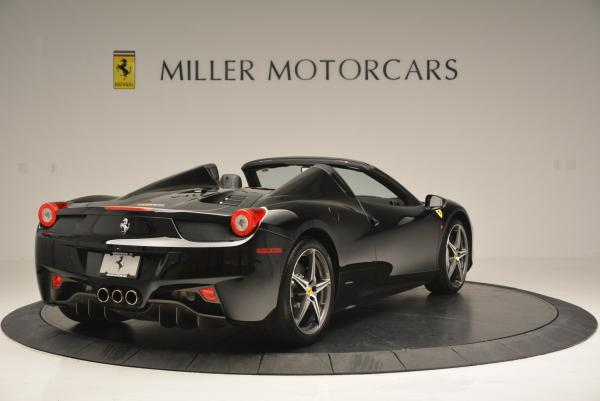 Used 2012 Ferrari 458 Spider for sale Sold at Bugatti of Greenwich in Greenwich CT 06830 7