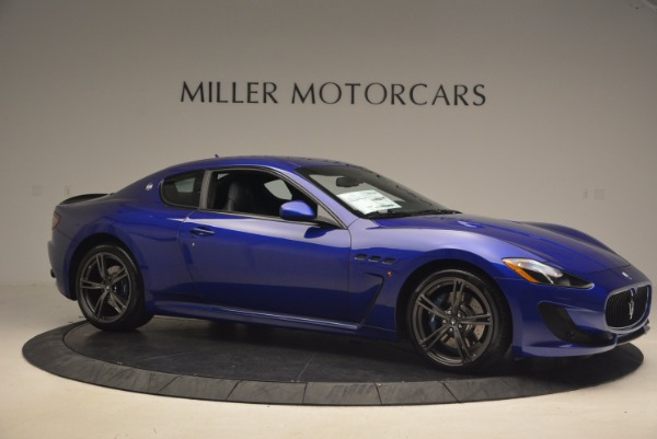New 2017 Maserati GranTurismo Sport Coupe Special Edition for sale Sold at Bugatti of Greenwich in Greenwich CT 06830 10