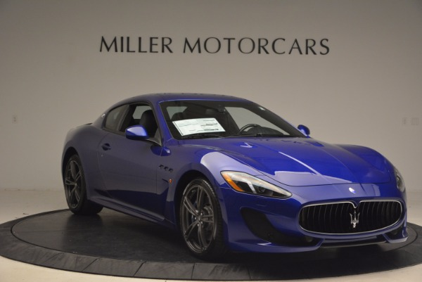 New 2017 Maserati GranTurismo Sport Coupe Special Edition for sale Sold at Bugatti of Greenwich in Greenwich CT 06830 11