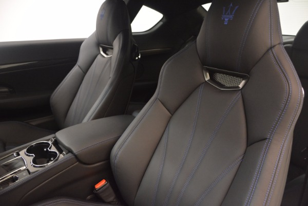 New 2017 Maserati GranTurismo Sport Coupe Special Edition for sale Sold at Bugatti of Greenwich in Greenwich CT 06830 18