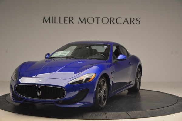 New 2017 Maserati GranTurismo Sport Coupe Special Edition for sale Sold at Bugatti of Greenwich in Greenwich CT 06830 1