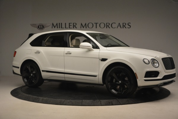 Used 2018 Bentley Bentayga Black Edition for sale Call for price at Bugatti of Greenwich in Greenwich CT 06830 10