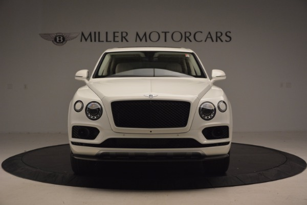 Used 2018 Bentley Bentayga Black Edition for sale Call for price at Bugatti of Greenwich in Greenwich CT 06830 12