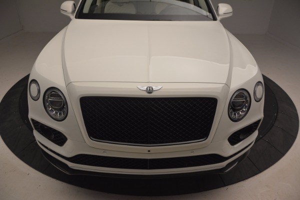Used 2018 Bentley Bentayga Black Edition for sale Call for price at Bugatti of Greenwich in Greenwich CT 06830 13