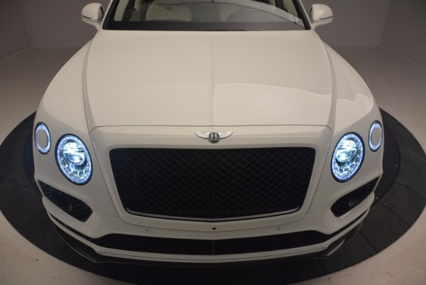 Used 2018 Bentley Bentayga Black Edition for sale Call for price at Bugatti of Greenwich in Greenwich CT 06830 16