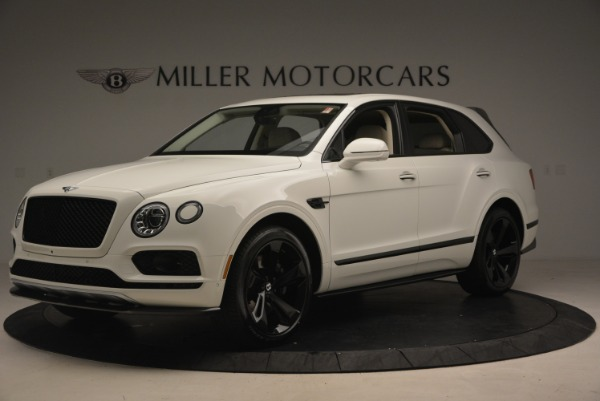 Used 2018 Bentley Bentayga Black Edition for sale Call for price at Bugatti of Greenwich in Greenwich CT 06830 2